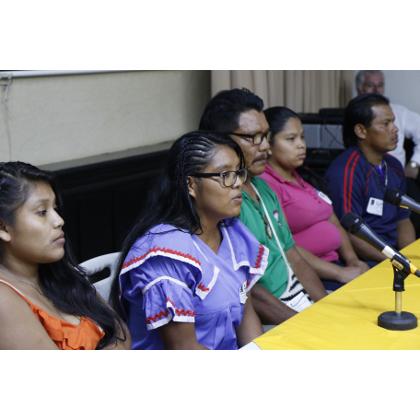 En Costa Rica: País garantiza reconocimiento de la nacionalidad de las personas indígenas transfronterizas.
