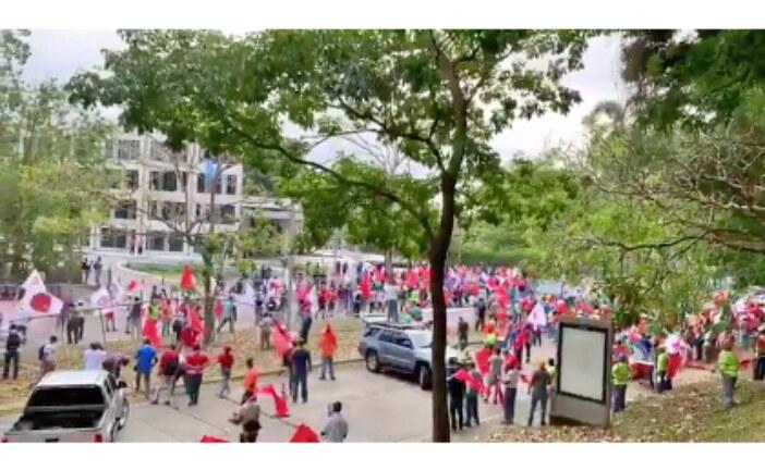 En Panamá: Continúan las protestas en Panamá contra las reformas a la Caja del Seguro Social