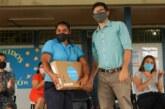 77 estudiantes de la Zona Norte reciben computadoras portátiles para concluir sus estudio