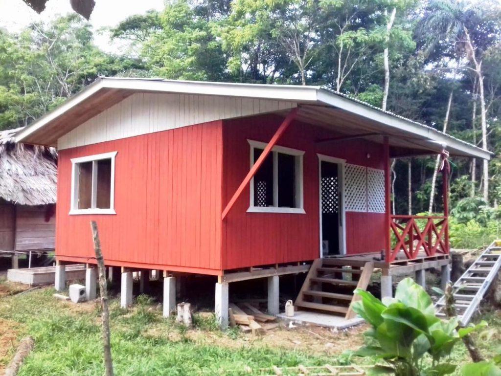 835 familias indígenas de la Región Caribe recibieron casas diseñadas acorde con sus tradiciones