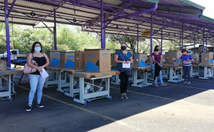 Economías familiares de Grecia mejorarán gracias a proyecto para mujeres rurales emprendedoras