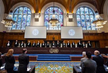 Irán / Estados Unidos: CIJ se declara competente para examinar sanciones de EEUU