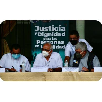 En Guatemala: Misión Internacional de verificación constata la actitud indiferente de los Estados Centroamericanos para atender la migración.