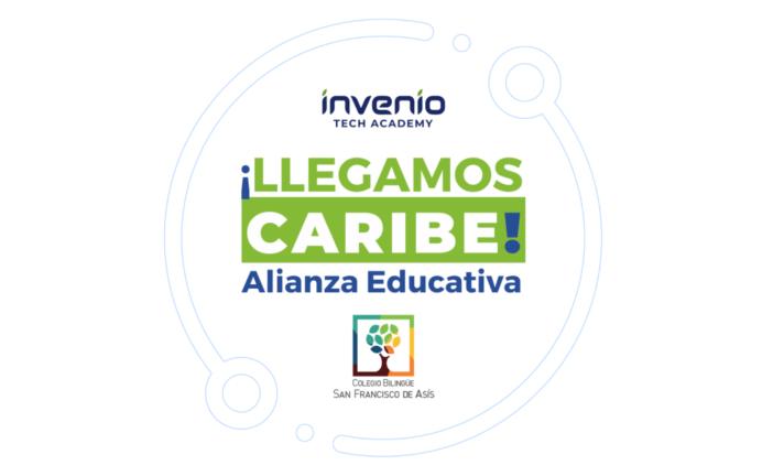 Alianza Educativa: Tech Academy Invenio + Colegio Bilingüe San Francisco de Asís