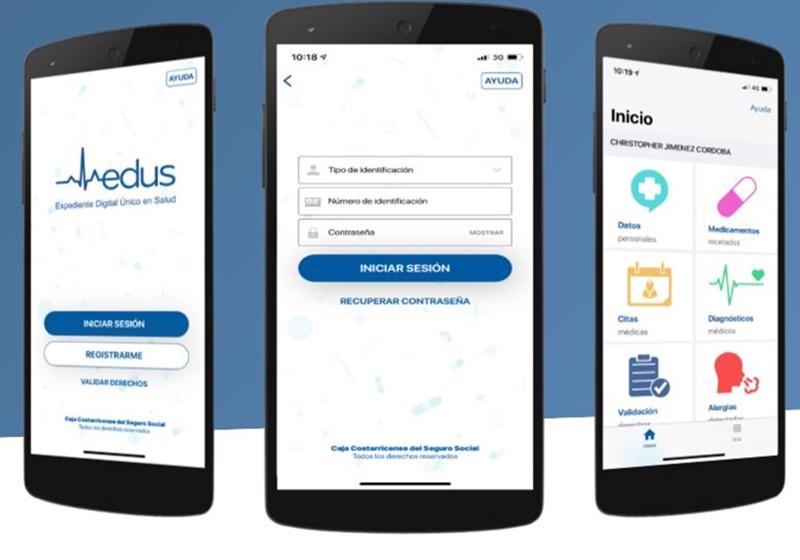 Nueva actualización de la aplicación EDUS muestra registro de vacunas