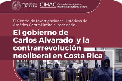 En Costa Rica: Gobierno y élites empresariales sacan provecho de la crisis.