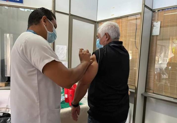 CCSS ha aplicado 1 251 900 vacunas contra la covid-19