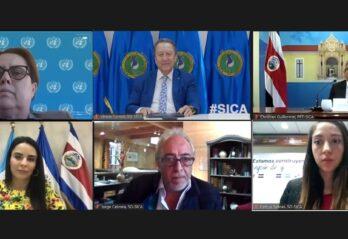 SICA y ONU fortalecen cooperación para el uso de la ciencia y tecnología espacial