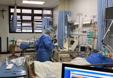Autoridades CCSS alertan al Gobierno condición crítica de saturación hospitalaria