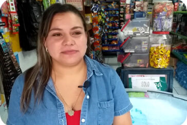 En Guatemala: Mujeres en Guatemala crean un espacio de solidaridad y economía familiar.
