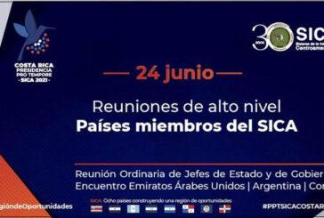 SICA: Corea,Argentina, Emiratos Árabes Unidos marcan laagenda de Cumbres de Jefes de Estado y Gobierno