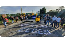 En Honduras: Campesinado se moviliza para exigir derogación de Ley Orgánica de Zonas de Desarrollo Económico.