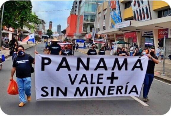 En Panamá: Continúa la lucha de las organizaciones socioambientales ante la minería