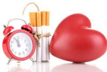 ¿Fuma y padece de hipertensión?