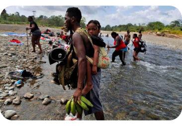 En Panamá: Crisis migratoria entre Colombia y Panamá