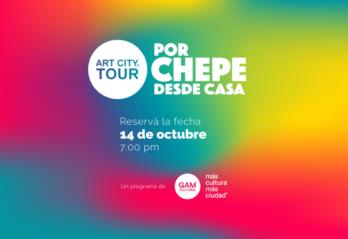 Patrimonio Ramonense estará presente en el art city tour